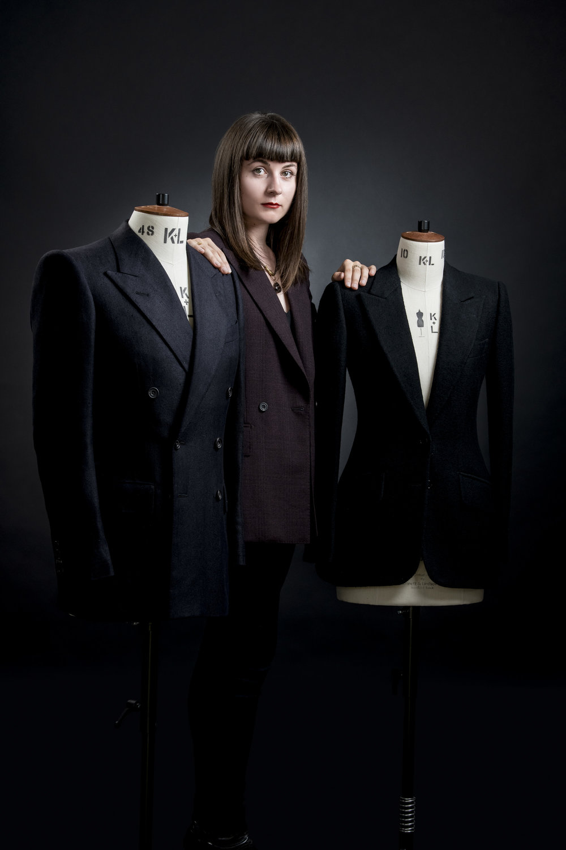 Jennie Adamson - Bespoke Tailor