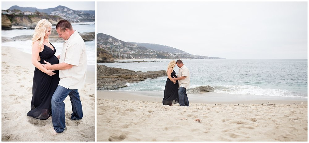 laguna beach maternity photographer