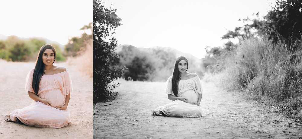 joshua tree maternity photographer