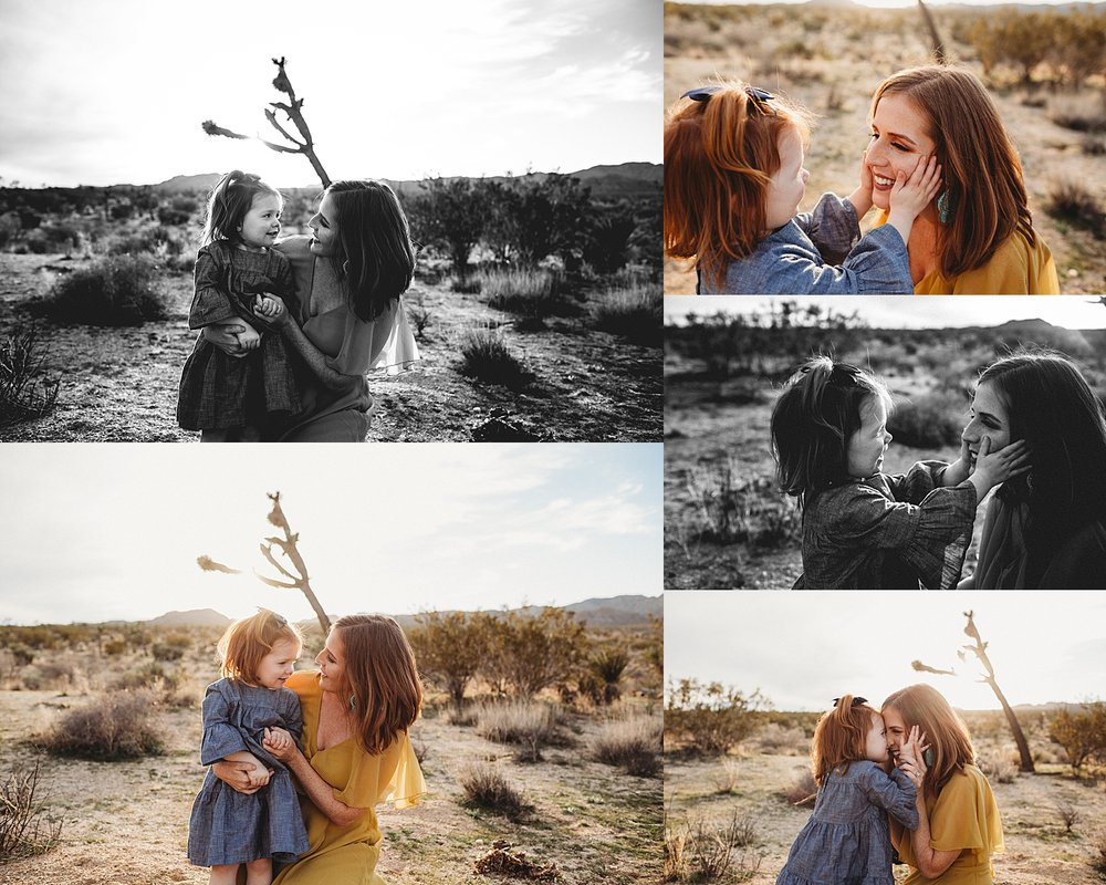 family photographer joshua tree