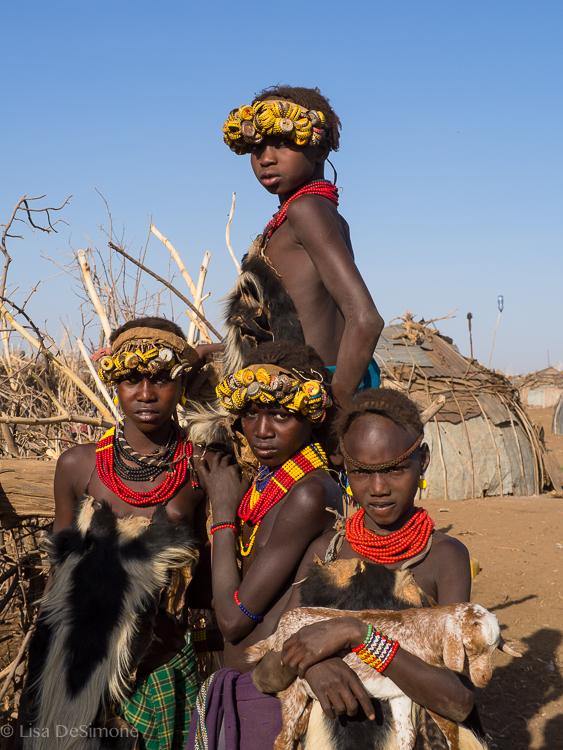 Dasenech tribe