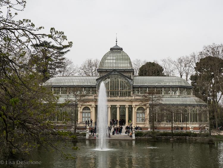 "Palacio de Cristal (""Crystal Palace"")"
