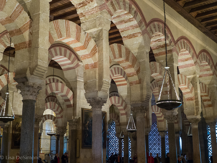 Mezquita-Cathedral in Corboda, Spain