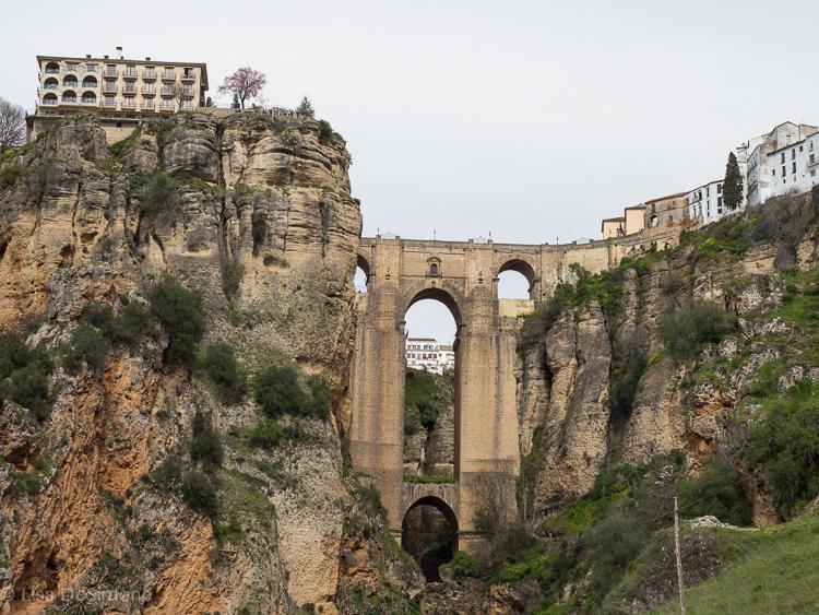 Puente Nuevo, Ronda Spain