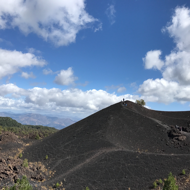 Lava fields galore!