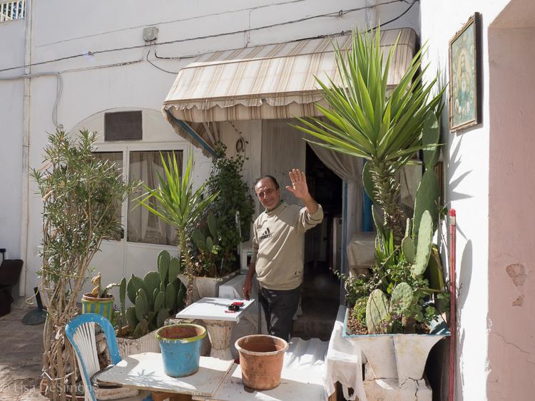 Meeting the locals in Puglia