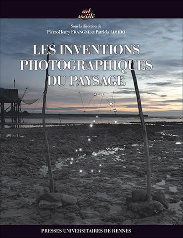 Couverture « Les inventions photographiques du paysage »