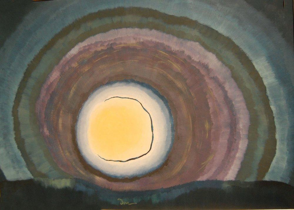 Sunshine III , Arthur Dove