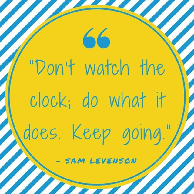 Quote of the week. Love the message - we can get so caught up and obsessed with time defining our success. As long as we're still going, we still have a shot! #keepgoing . . . . #samlevenson #quoteoftheweek #instaquote  #quotestoliveby #quotestagram #quotesdaily #quotesaboutlife #quotestags #quotesgram #quotesofinstagram #quotesandsayings #quotesforlife #quoted #quotegram #quotez #quotekillahs #quoteoftheweek #quoteofday #QuotesForYou #quotetoliveby #quoteslife #quotesaboutlifequotesandsayings #quotesoflife #quotesvn #quoteofthenight #quoteslove #quotesaboutlove #quotess #quotesofig