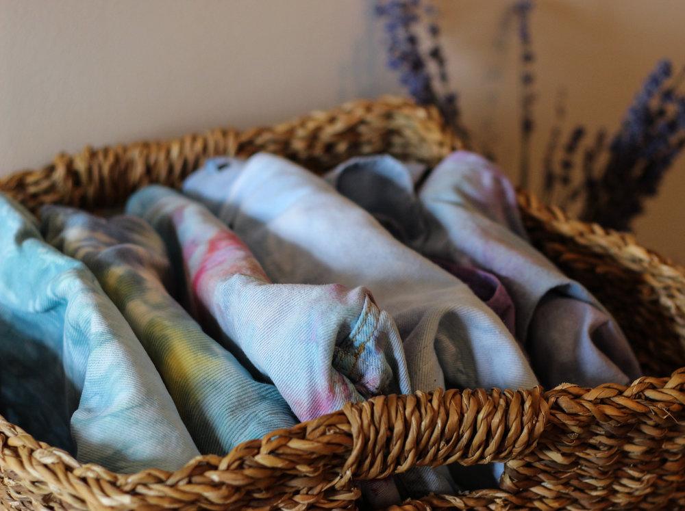 Surprise! - More Tie Dye!