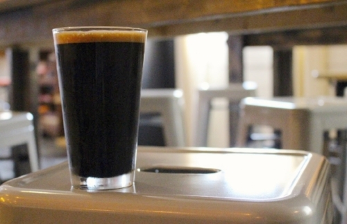 South Union  -  American Stout  -  5.3% ABV  -  42 IBU   Our House Stout is named for our origins.  Union Street South is the notable street in Downtown Concord where we work, live, play and now brew beer!  The South Union Stout is a smooth drinking Ale; rich and creamy made with generous amounts of Oats along with Roasted and Black Barley.  Coffee and Chocolate notes come through well in this medium bodied Table Stout.