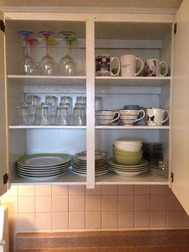 I like organizing!