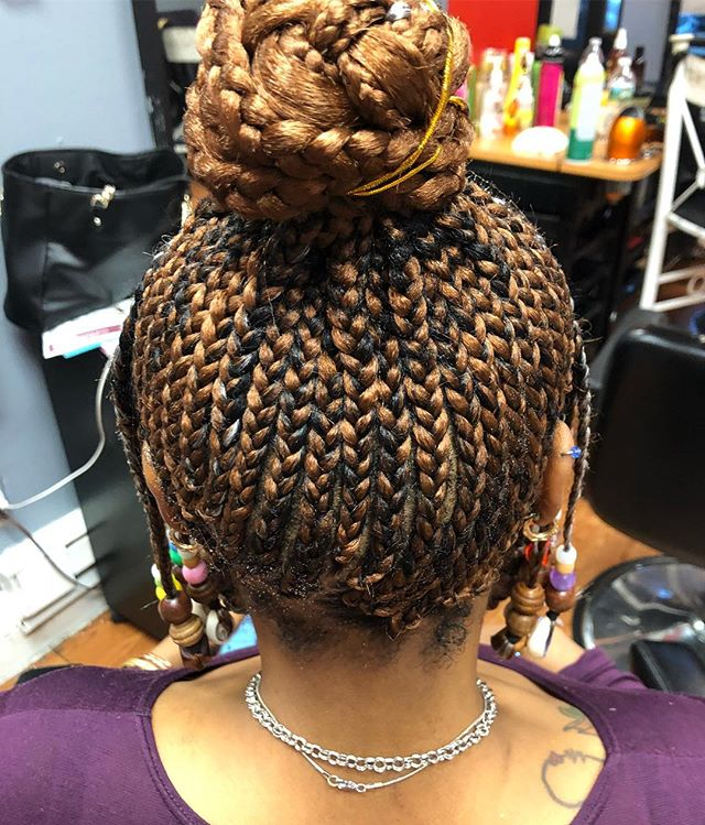 The back !! Before  #khadi #khadihair #khadihairjerseycity #jerseycity #newjersey #hairbraiding #africanhair #africanfood #africanbraider #smallbusiness #hairstylist #comehere #braidhere #braidstyles #protectivestyles #blackhair #blackhairflair #kazejewelz #beadsandbraids #blackbeauty #africanbeauty #naturalhair #naturalhairstyles #hairpuffs #cornrows #braids #blackbraids #fubu #forusbyus #braiding