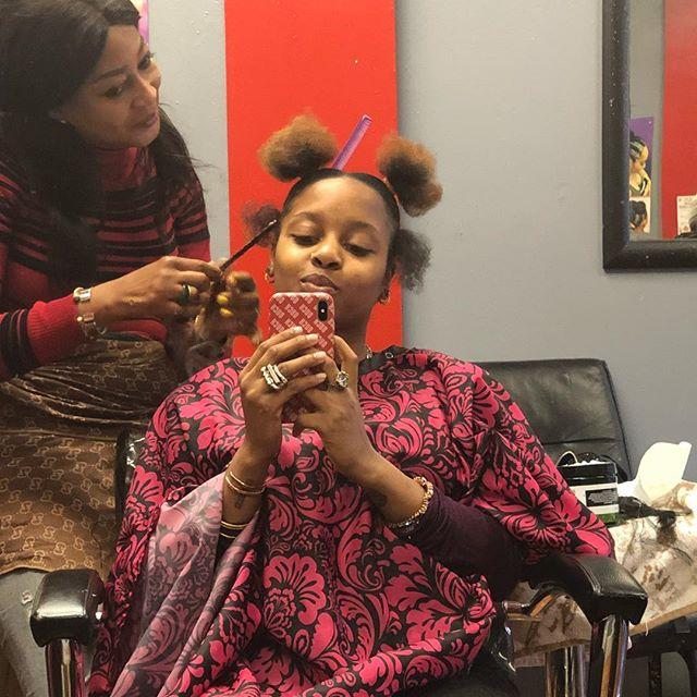 Before @kazejewelz 🎉  #khadi #khadihair #khadihairjerseycity #jerseycity #newjersey #hairbraiding #africanhair #africanfood #africanbraider #smallbusiness #hairstylist #comehere #braidhere #braidstyles #protectivestyles #blackhair #blackhairflair #kazejewelz #beadsandbraids #blackbeauty #africanbeauty #naturalhair #naturalhairstyles #hairpuffs #cornrows #braids #blackbraids #fubu #forusbyus #braiding