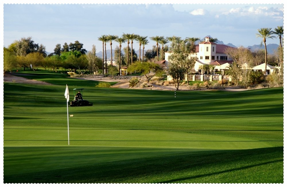 LEGACY GOLF CLUB, PHOENIX, ARIZONA