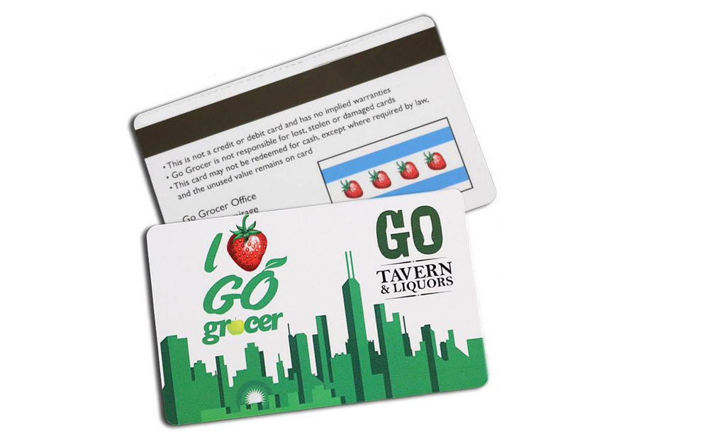 Go Grocer Gift Card
