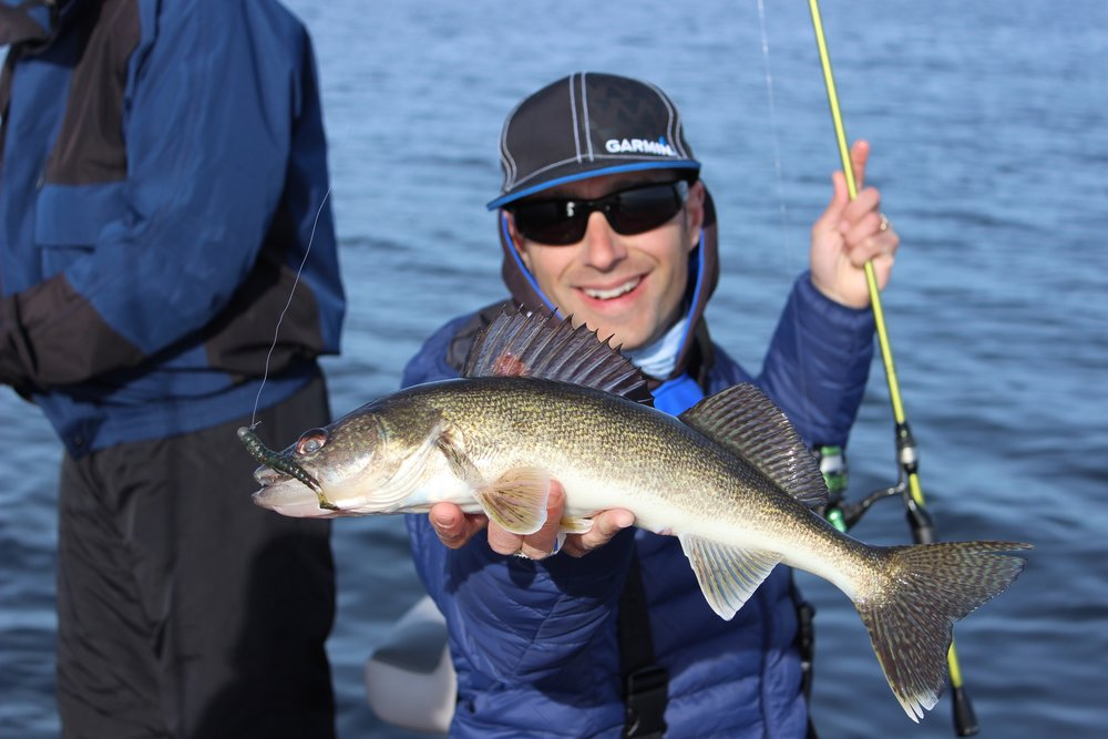 The Walleye is one of the most sought after game fish. Not only does this fish present a challenge, but success equals unmatched table fair.