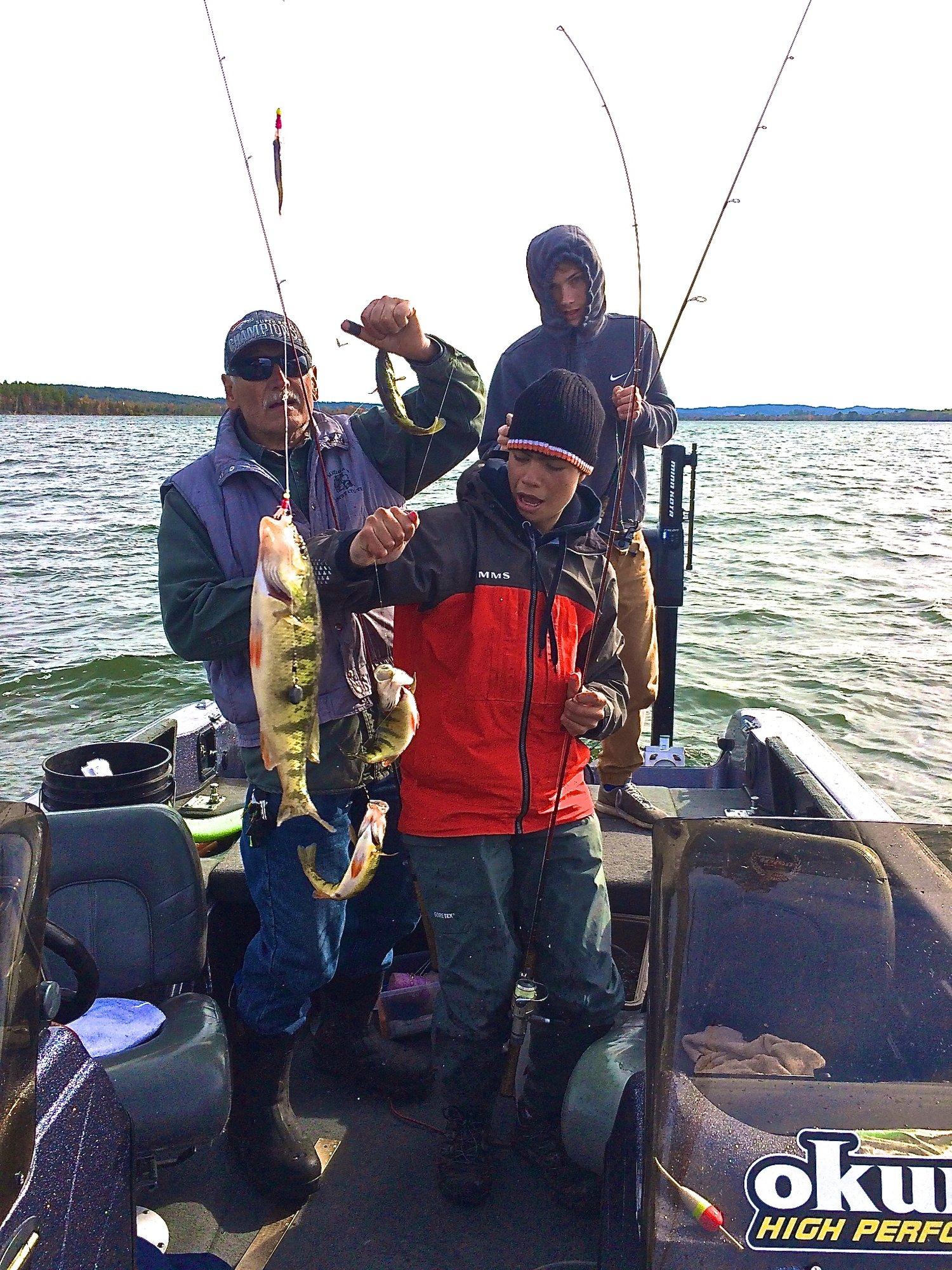 Fishing Reports — No Fish Left Behind