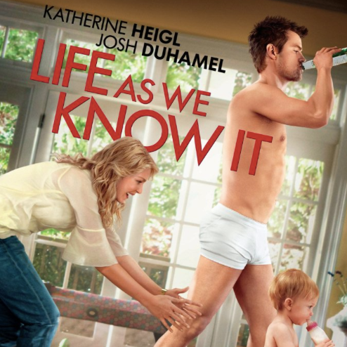 LIFE AS WE KNOW IT,  Josephson Ent  Costume Designer: Debra McGuire  Assistant Costume Designer (LA): Jessica Wenger