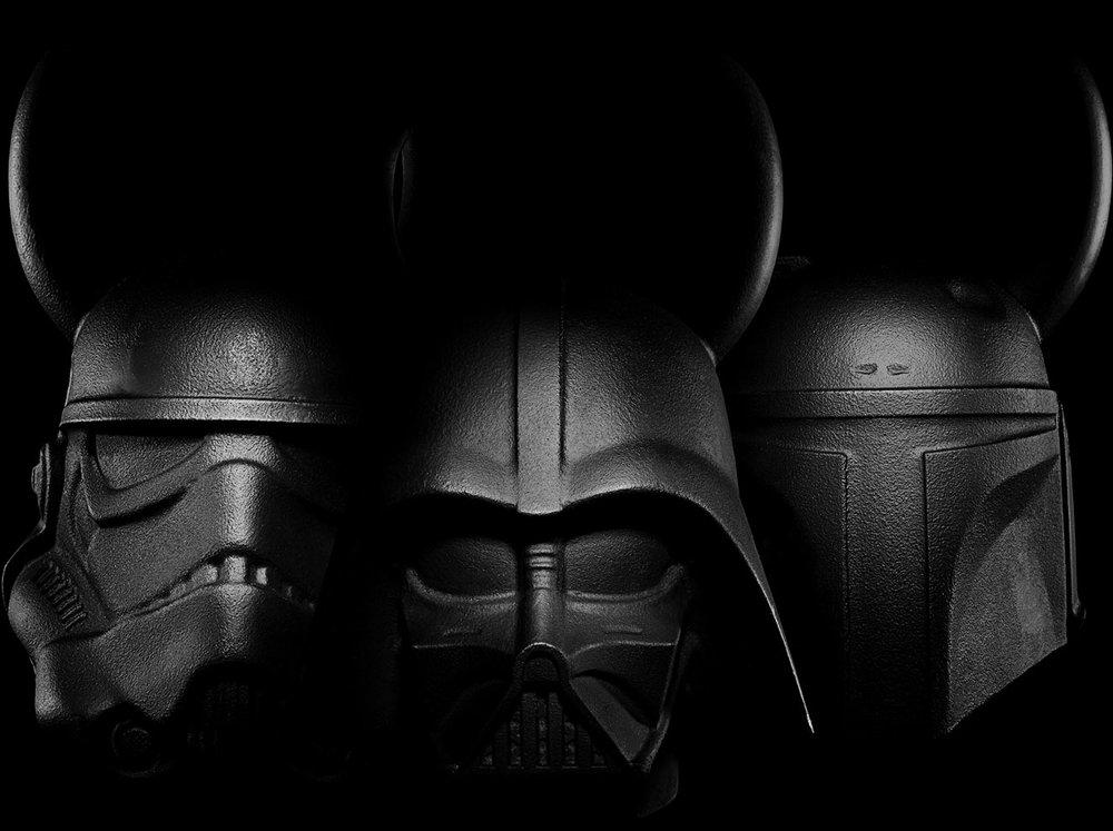 Star Wars Kettlebells