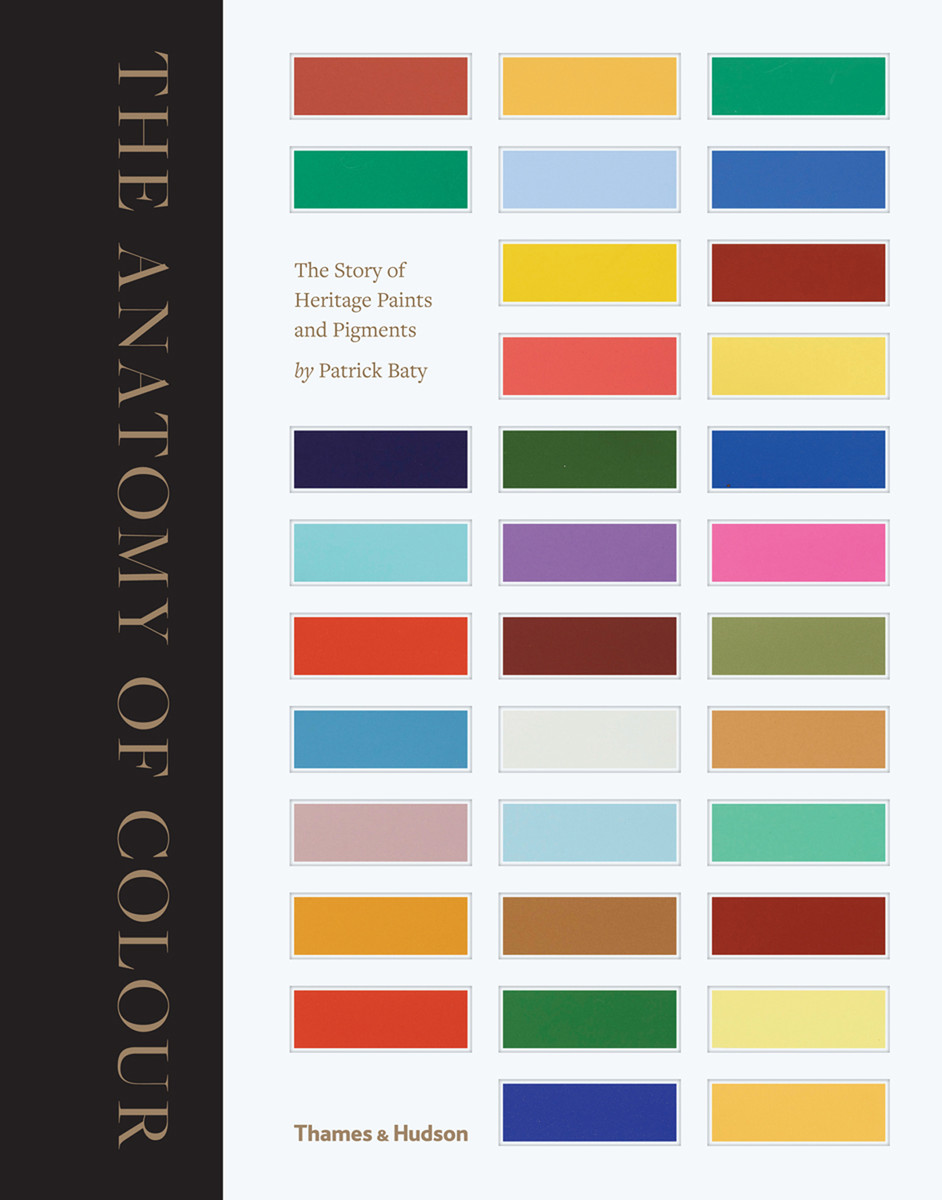 The Anatomy of Colour — My Classical home