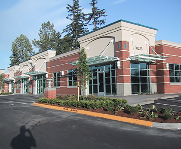 Silver Lake Pavilion, Everett, WA