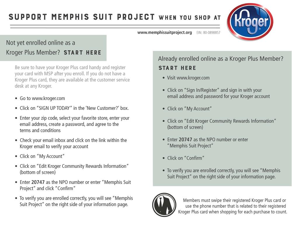 Memphis Suit Project