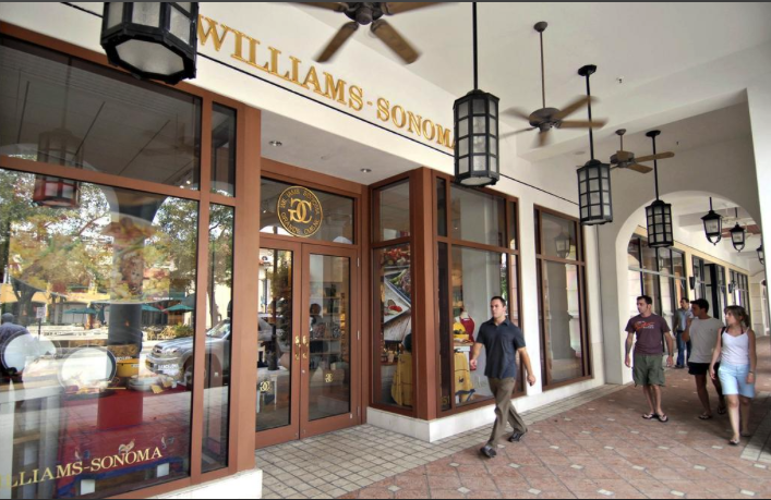 Williams-Sonoma is considering a major industrial lease in far northeastern metro Atlanta  MARK ELIAS