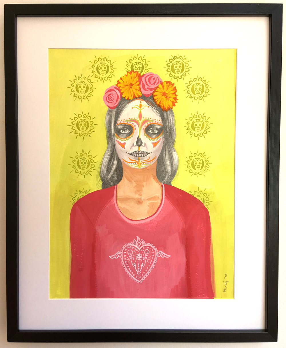 Catrina 1 (Day of the Dead)