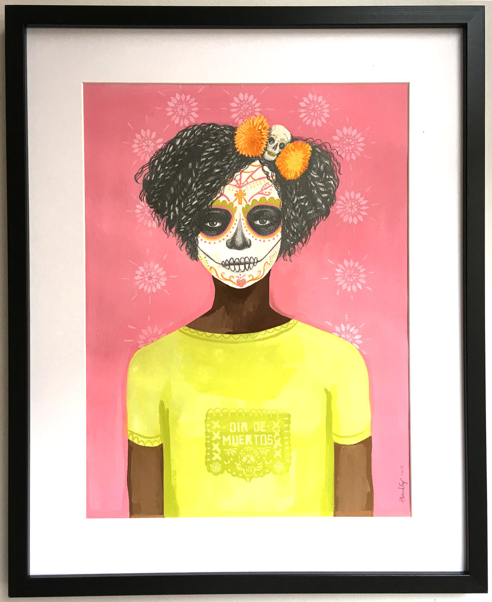 Catrina 3 (Day of the Dead)