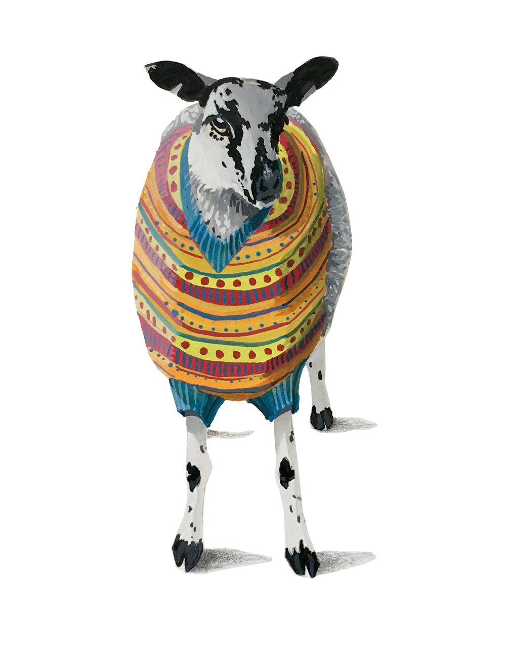 Ewe Look Lovely in That Jumper!