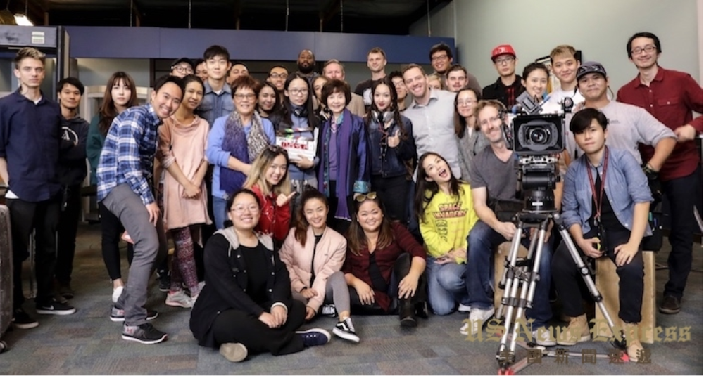 "Feature film ""Beneath The Banyan Tree"" as producer, with Taiwan Golden Horse Film Festival award wining actress Ah-Leh Gua"