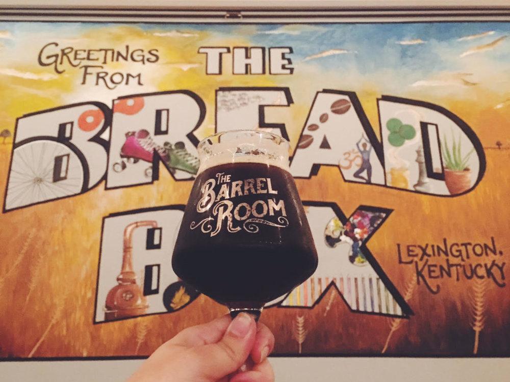 Barrel Room at West Sixth Brewing
