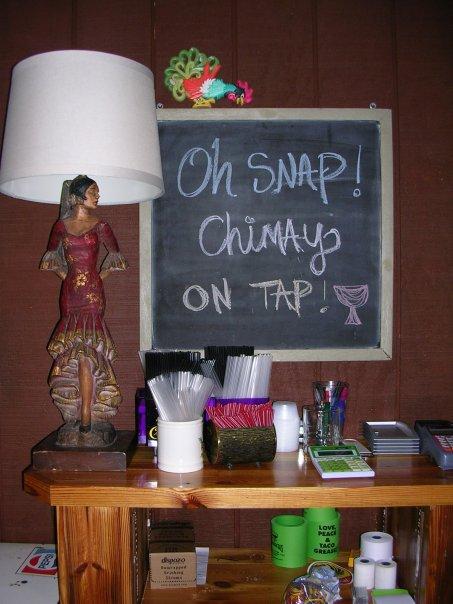 Bubbas Up Bar