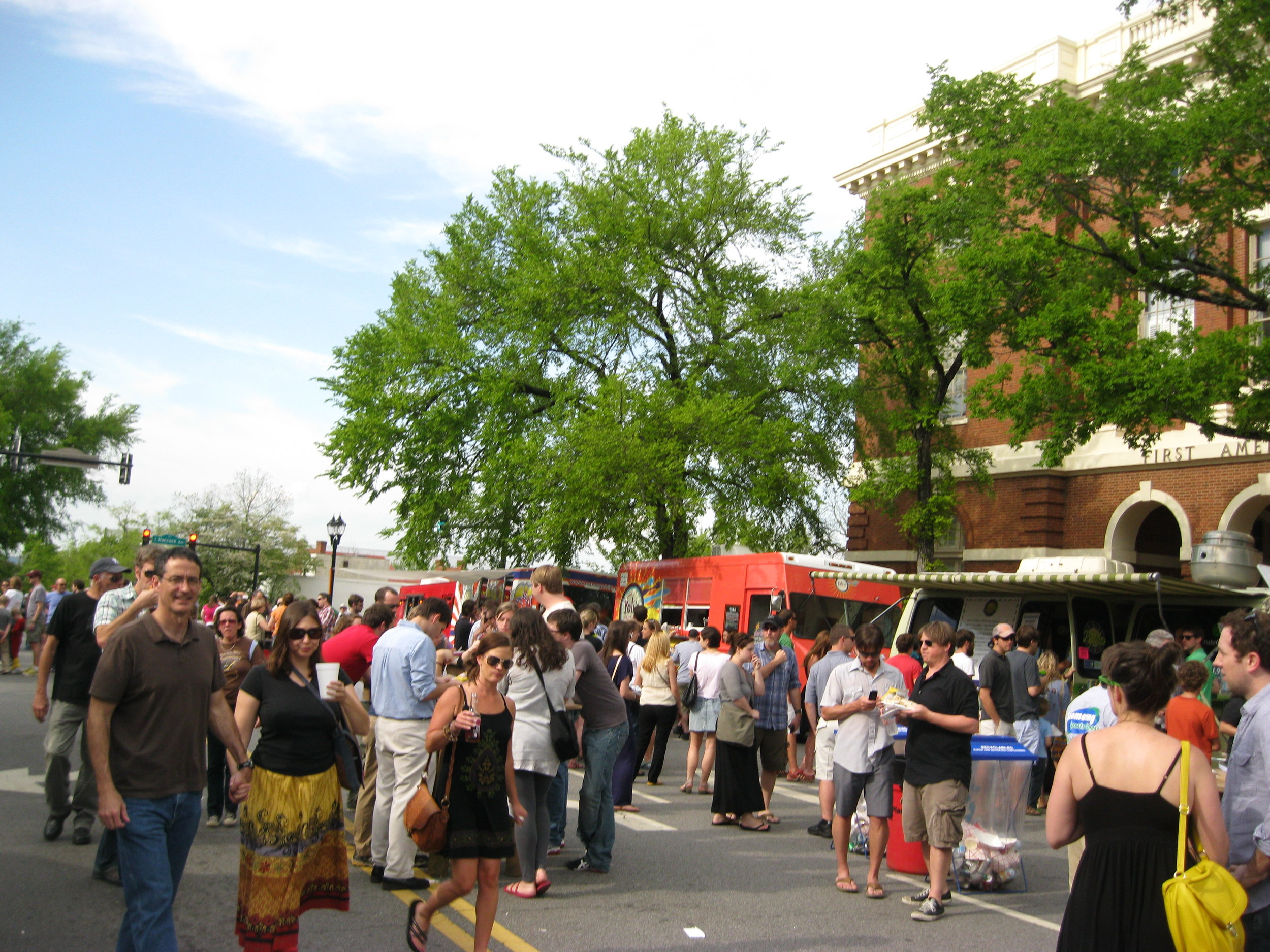 athens food cart fest