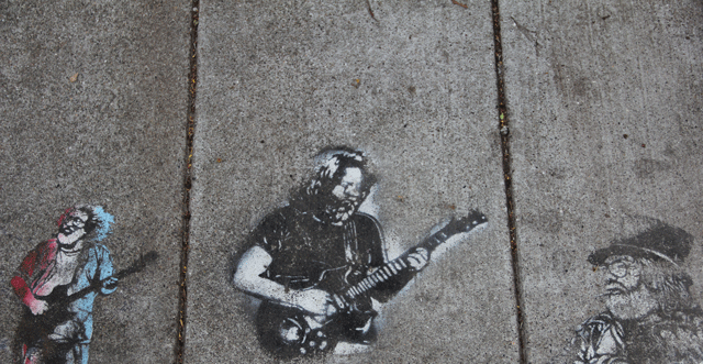 jerry garcia haight ashbury