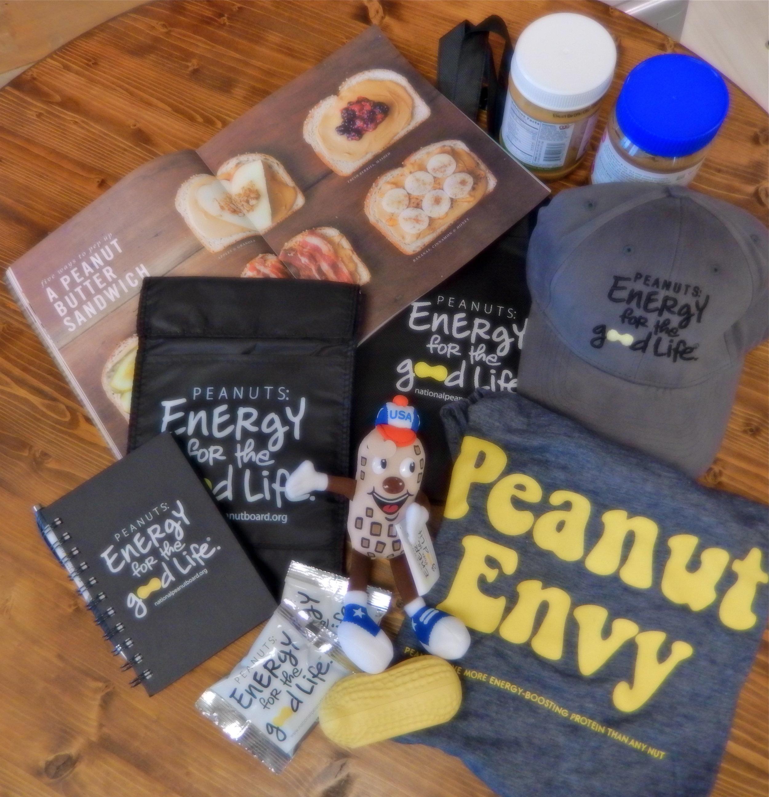 peanut giveaway