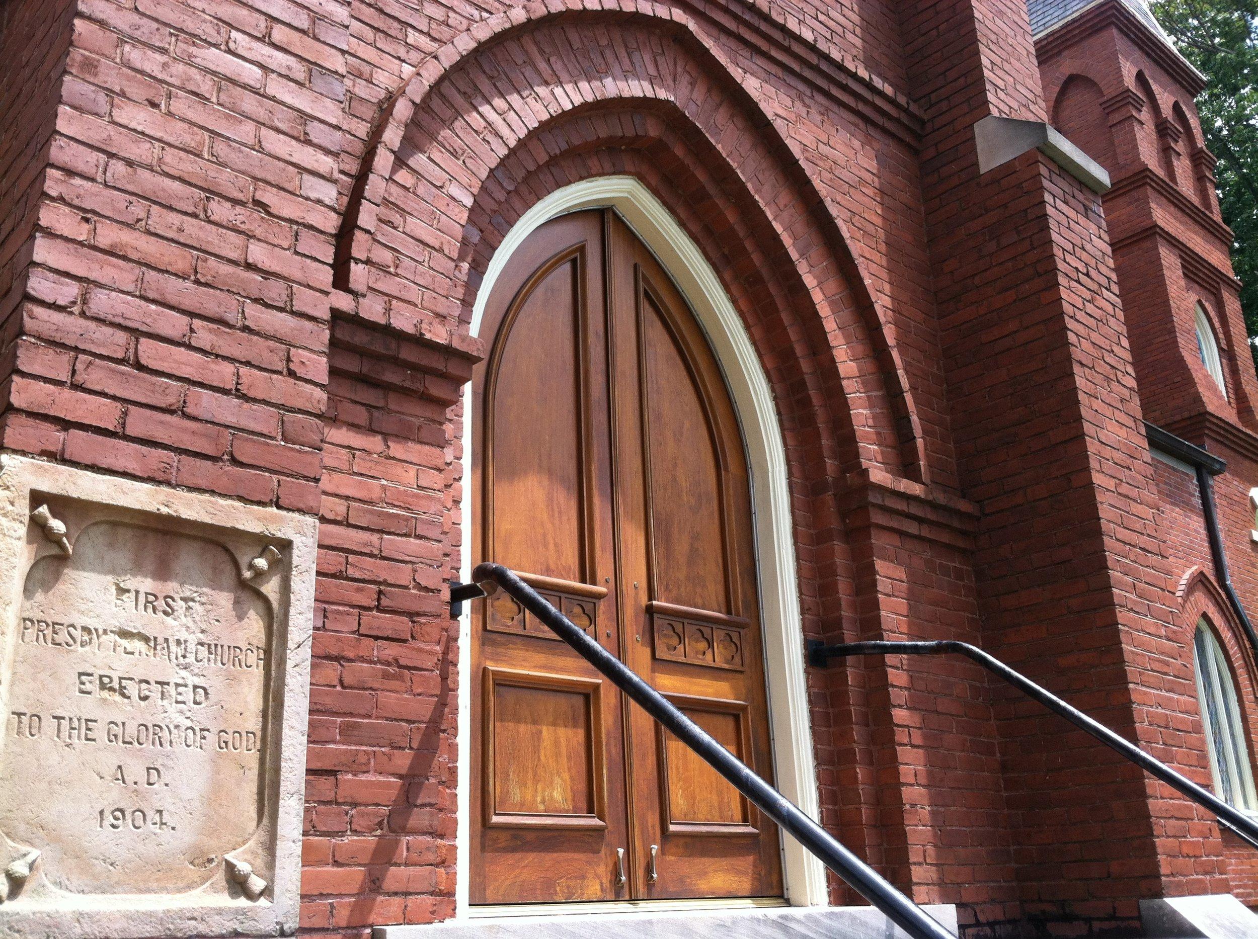 First Presbyterian Milledgeville GA