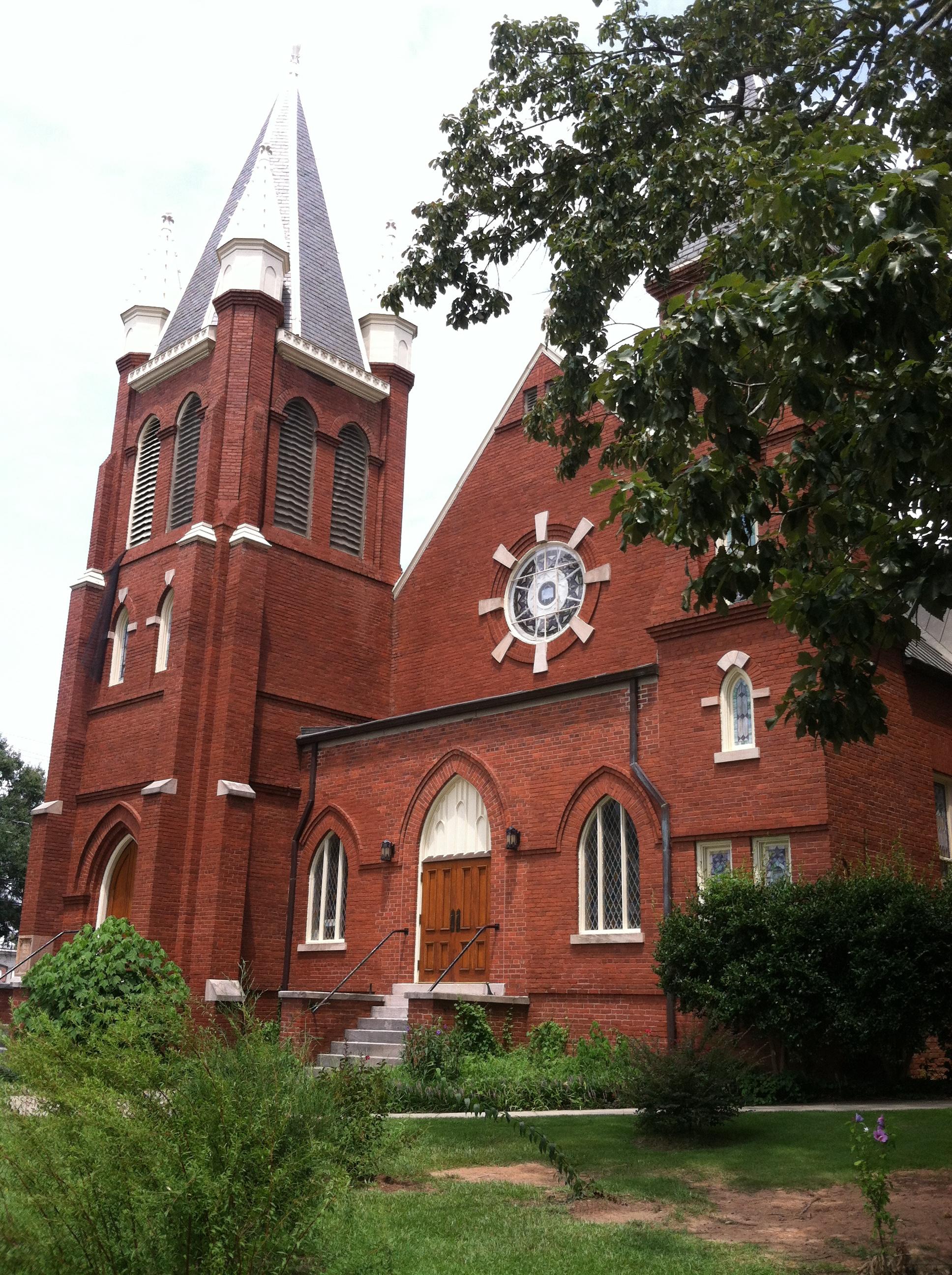 First Presbyterian Milledgeville