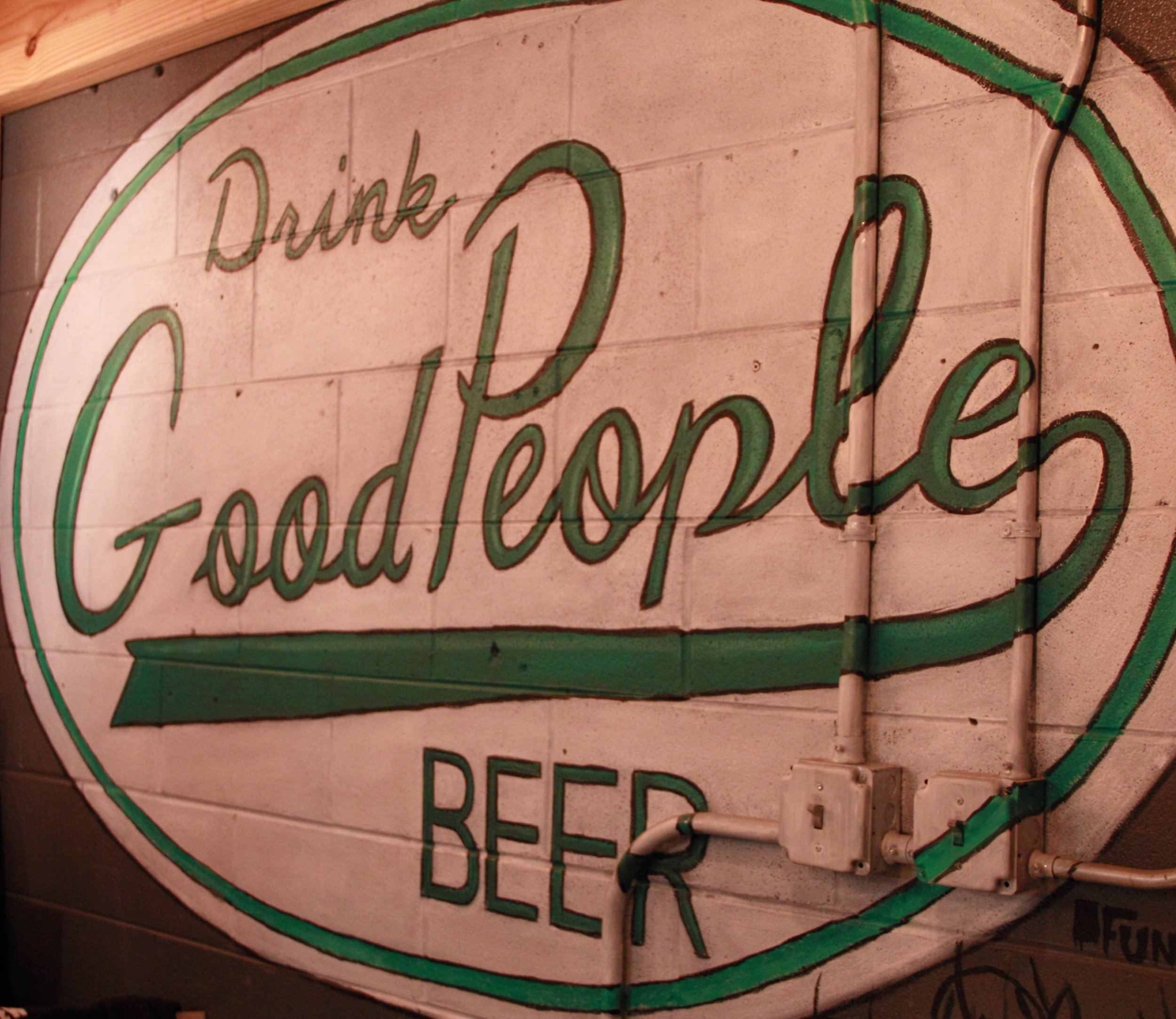 Good People Beer
