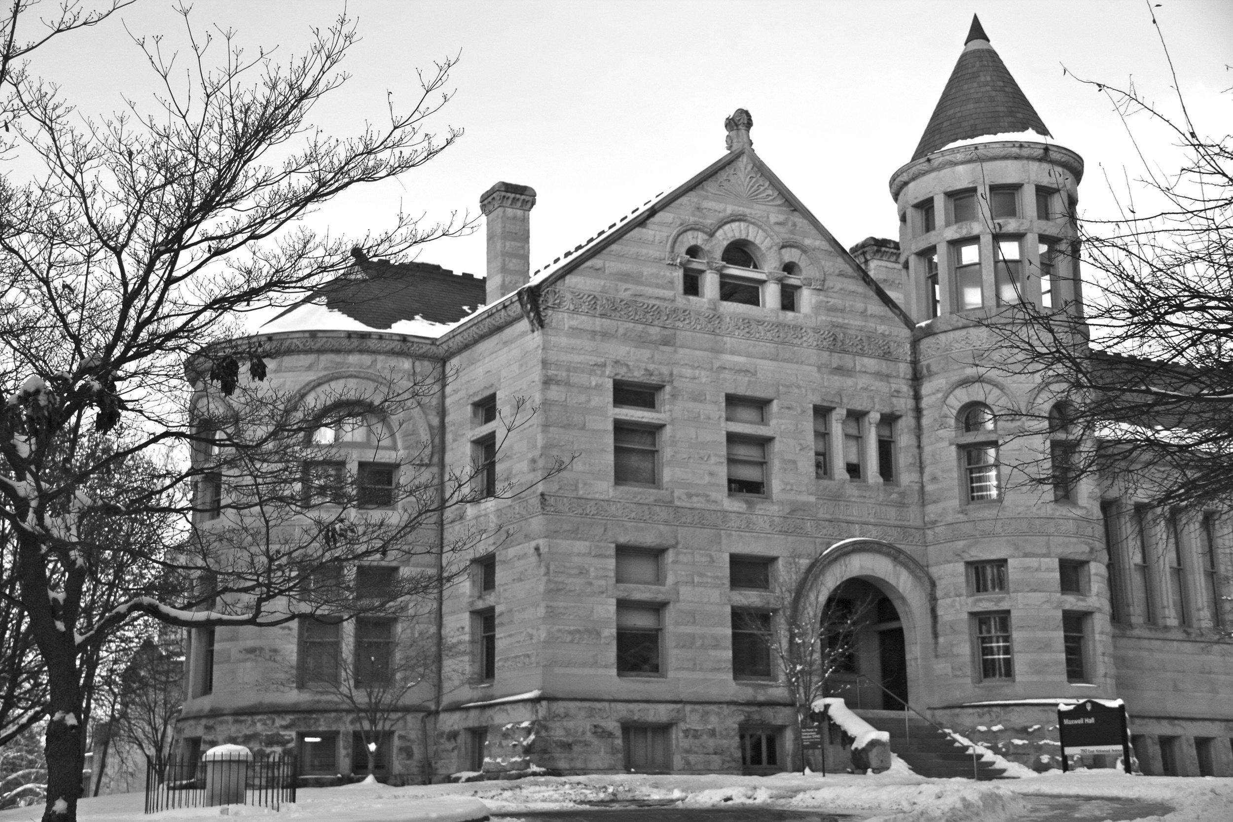 Maxwell Hall