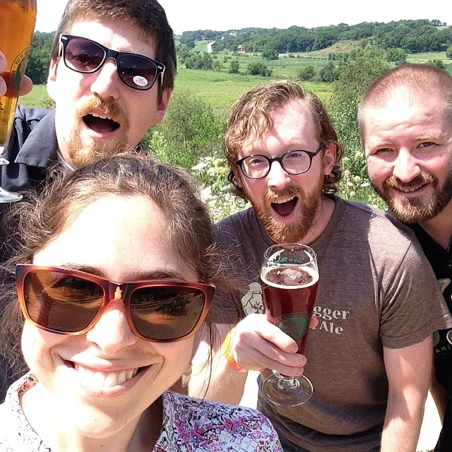 New Glarus Brewing