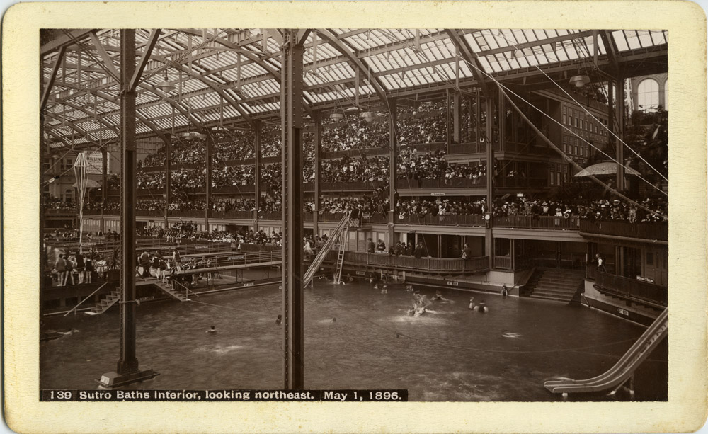 Sutro Baths interior