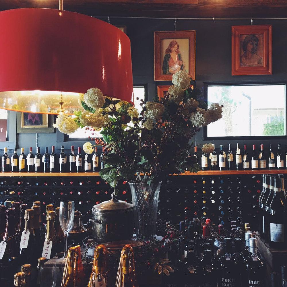 Wine + Market | Em's on the Road