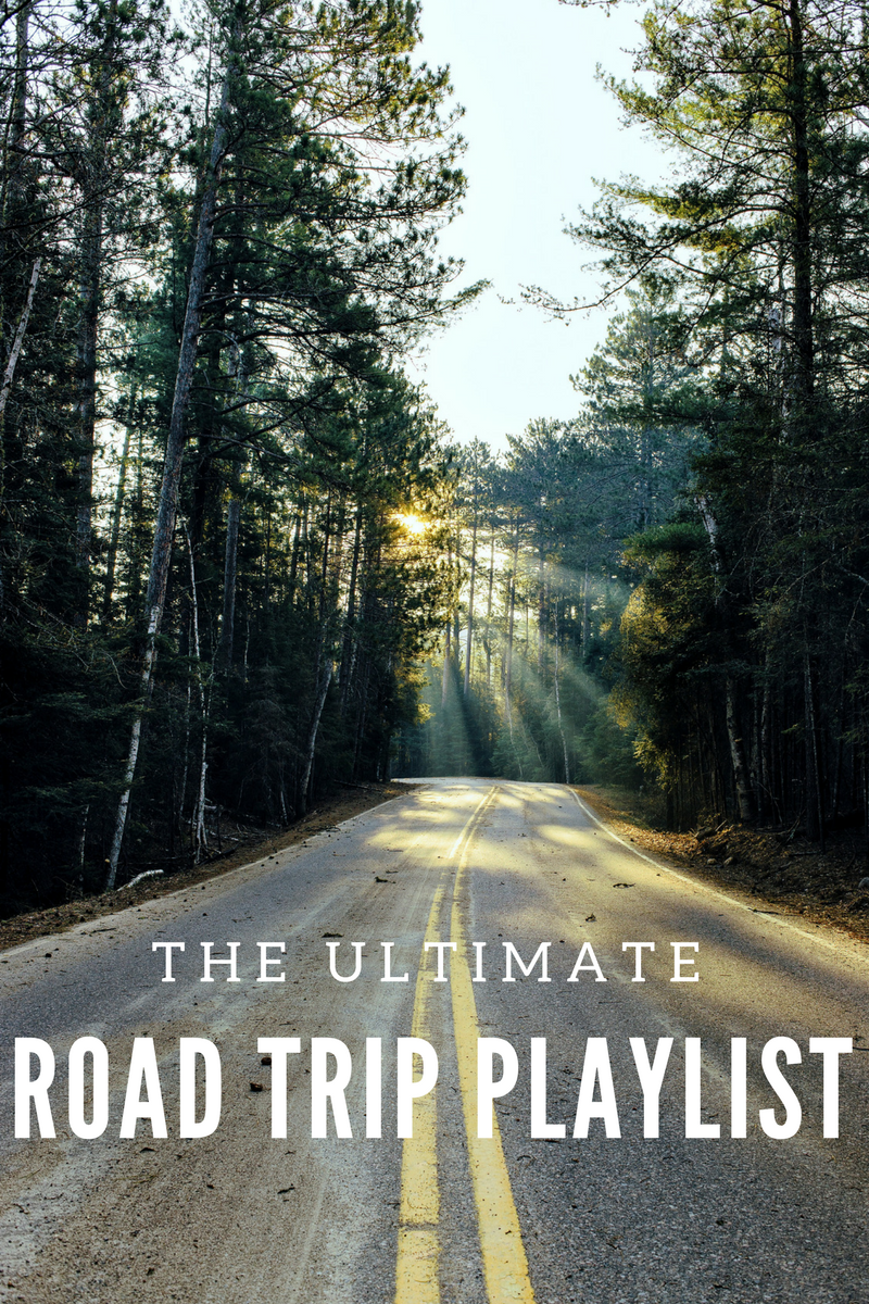 ultimate road trip playlist | em's on the road