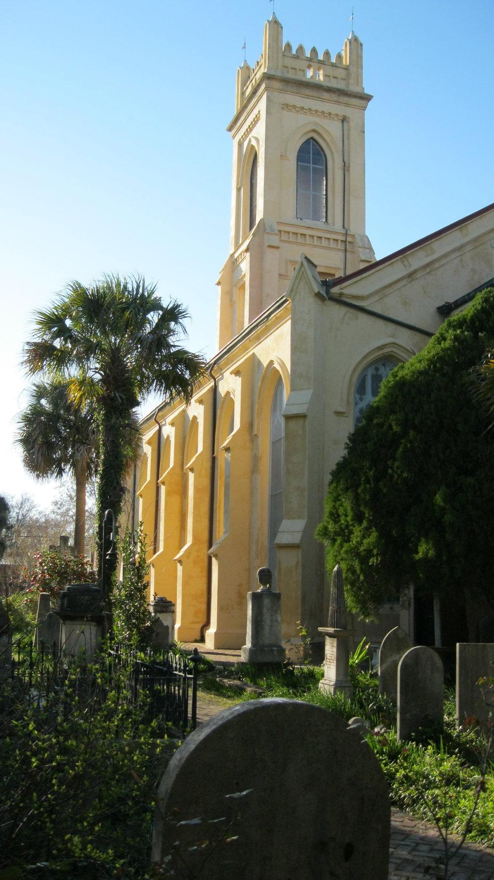 Unitarian Church, Charleston SC