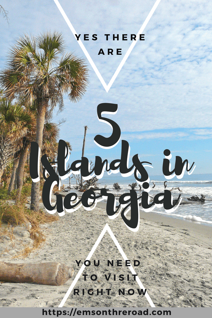 5 Islands in Georgia You Need To Visit Now