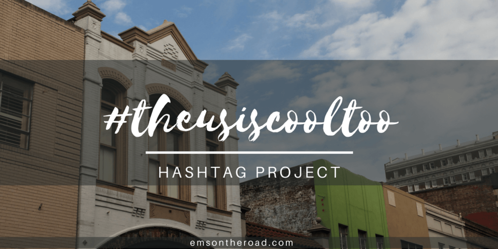 #theusiscooltoo hashtag project