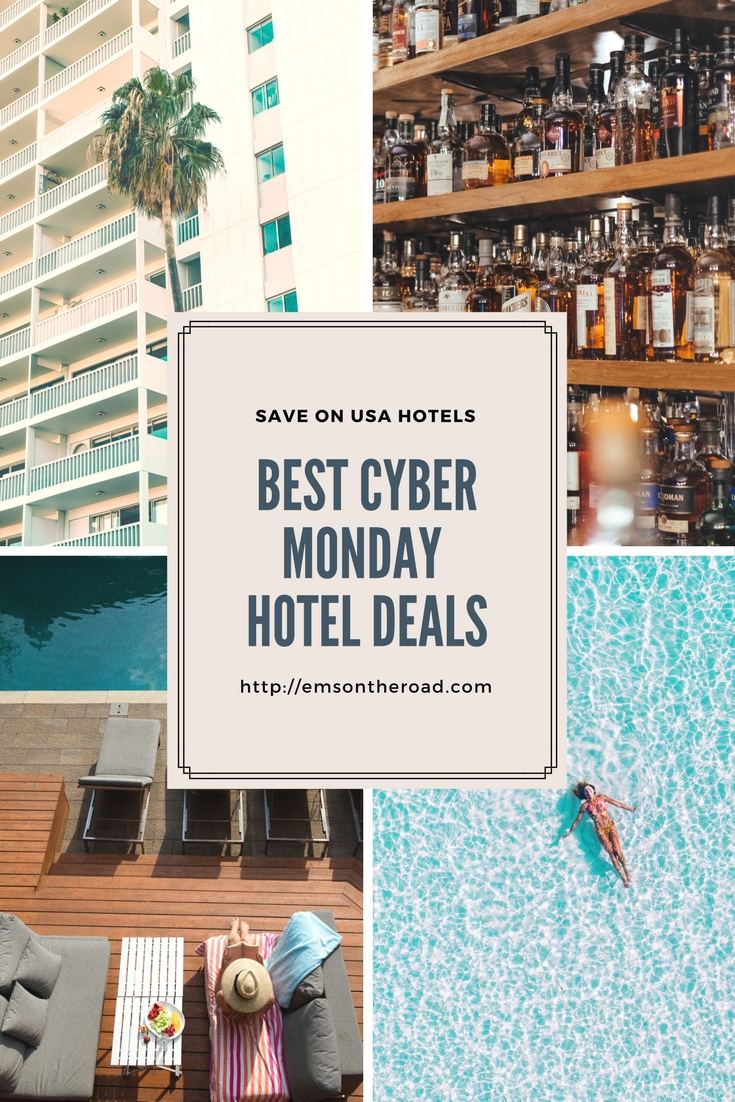 Cyber Monday Hotel Deals