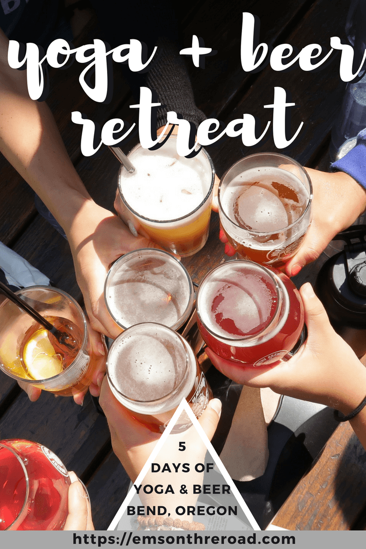 Yoga + Beer Retreat